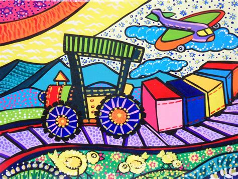 cuadros al oleo infantiles cuadros pinturas oleos cuadros modernos decoraciones