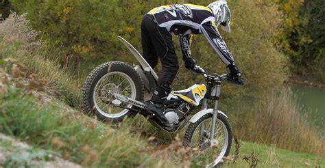 Trail Motorrad by Trial Motorrad Fahrtechnik