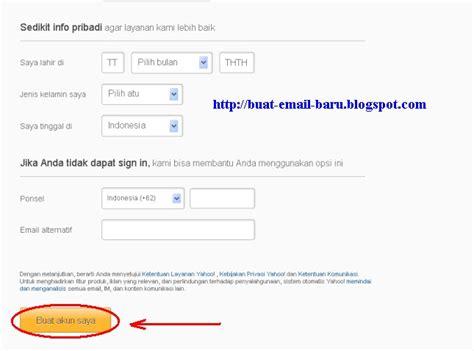 cara membuat email baru rocketmail cara membuat email ymail dan rocketmail seputar email