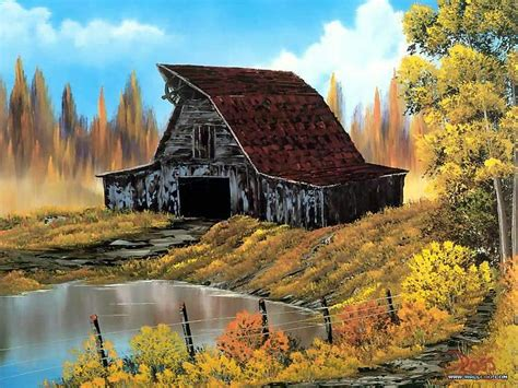 bob ross painting log cabins imagination painting bob ross painting