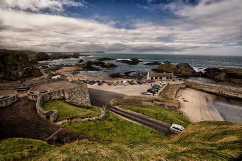 Address Finder Northern Ireland Ballintoy Harbour Ballycastle
