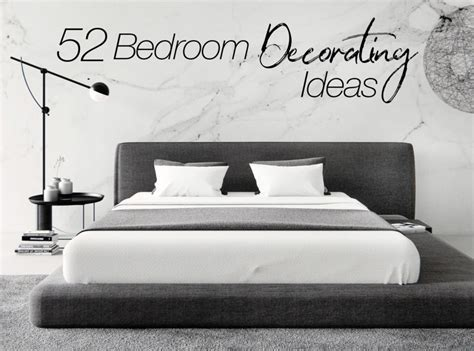 Bedroom Ideas: 52 Modern Design Ideas For Your Bedroom