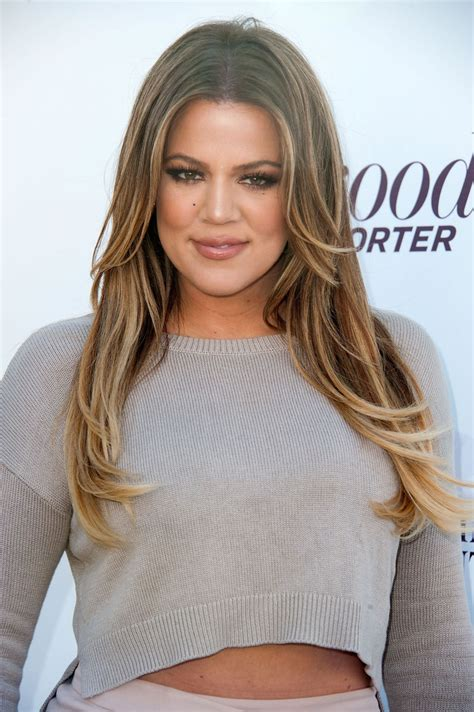 khloe kardashian khloe kardashian at 2014 women in entertainment breakfast