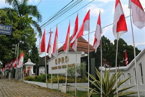 Raport Merah Dewan semarak merah putih dprd kabupaten semarang sambut hut