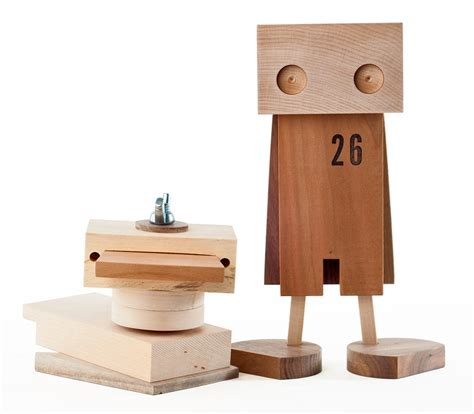 wooden design limited edition scrap wood toys full of personality by