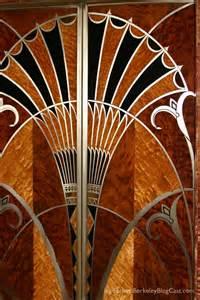 Chrysler Building Elevators Dixie Delux Deco Bedroom