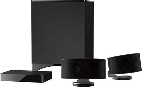 onkyo 2 1 channel home theater speaker system with