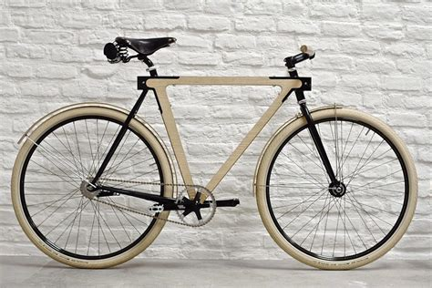wood b handmade wooden bike by bsg bikes design father