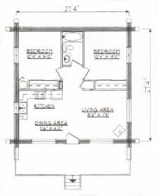 log home floor plan under 1000 square feet sq ft