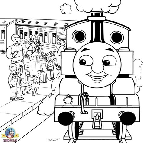 thomas coloring pages free printable get this thomas the tank engine coloring pages free