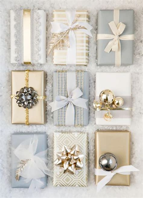 easy christmas gift wrapping ideas quiet corner