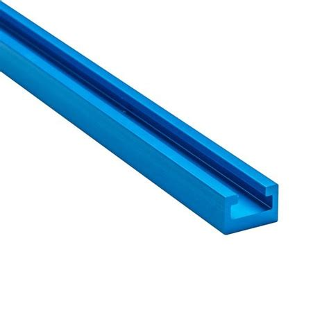woodworking t track 30 quot aluminum t track rockler woodworking and hardware