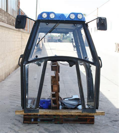 cabina per trattore cabina per trattore new t4050 marcantuono srl