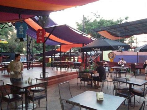 zi lounge restaurant playas coco patio picture of zi lounge restaurant bar playas