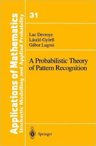 gallagher pattern theory of self 13 free self study books on mathematics machine learning