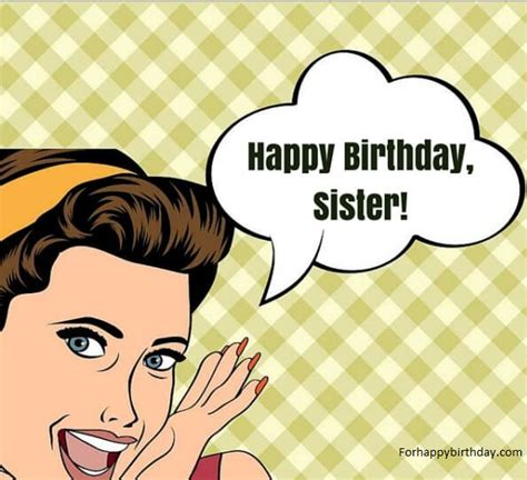 Birthday Memes For Sister - happy birthday sister meme happy birthday