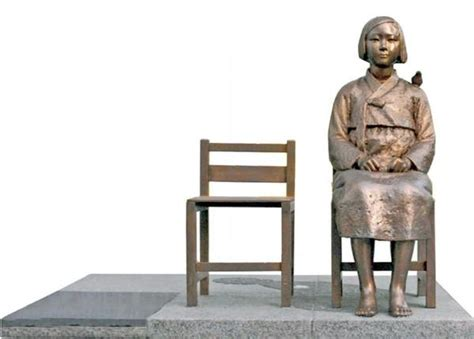 comfort women monument statue honoring ww ii era sex slaves coming to glendale
