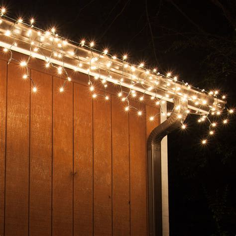 icicle lights green wire 150 icicle lights clear green wire yard envy