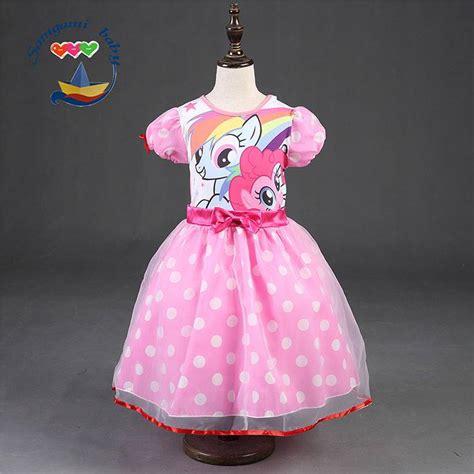 Dress Anak My Pony jual gaun pita pony baju import dress branded