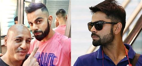 Mayer Experiences The Magic Of A Haircut by Cricketers Get New Haircuts For Sri Lanka Tour