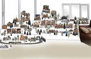 Christmas village layout ideas myideasbedroom com