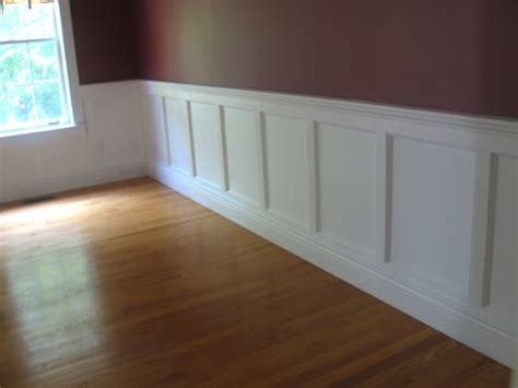 Wall Paneling Accent Ideas Mission Stile And Rail Wall