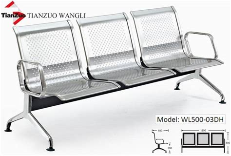 waiting room bench seating stainless steel seating bench waiting room chairs link