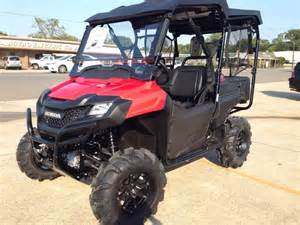 Honda Pioneer 700 4 Accessories Honda Pioneer 700 4 With Wheels Tires And Other