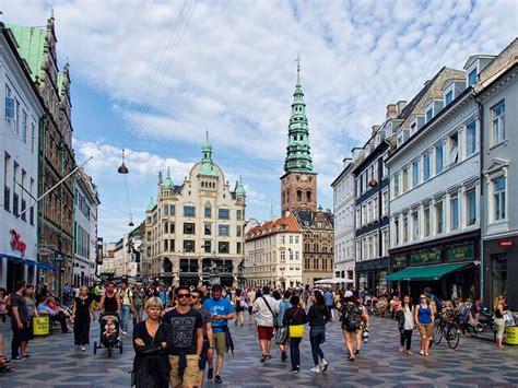 Stroget Kopenhagen by Str 248 Get Copenhagen S Shopper S Paradise