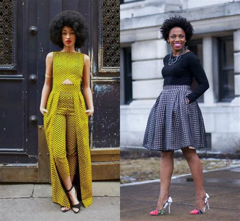 fashion trendsfor the black woman black women street style natural afro hairstyles