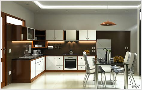 Architectural Kitchen Design by Vray For Sketchup 2016 3d Rendering Software Applicad