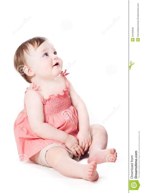 cute child cute little child looking up stock photo image 24163930