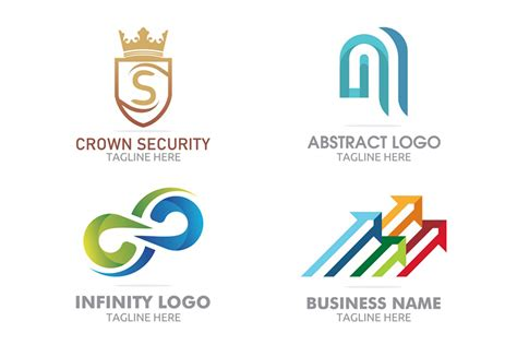 Colorful Free Logo Design Templates Age Themes Free Logo Design Templates