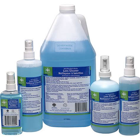 Cleaning Solution by Lens Cleaning Solution Hamisco Industrial Sales