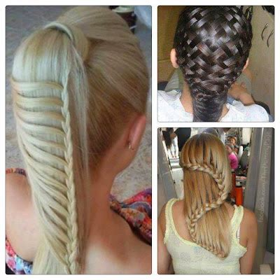 easy diy hairstyles for hair living