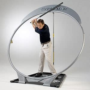 golf swing aid explanar golf aid review
