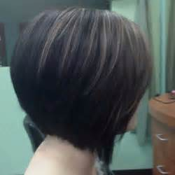 show pictures of haircuts with stacked backs stacked bob hairstyles back view haircuts black