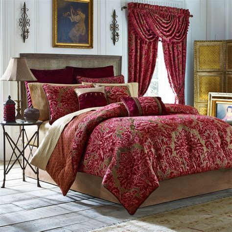 matching comforter and curtain sets bedding perfect match for bedroom elements with purple