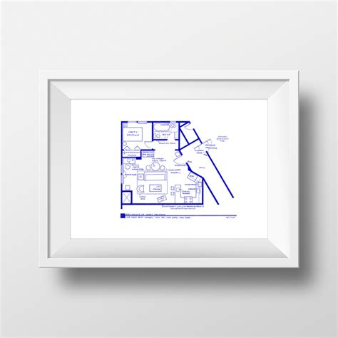 seinfeld apartment floor plan seinfeld jerry seinfeld apartment fantasy floorplans