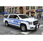 Picture Of Brand New City York Police Department ES
