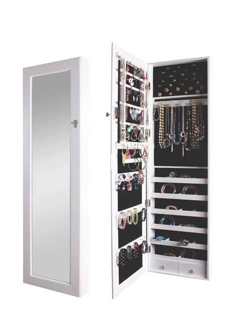 jewelry box wall mounted cabinet closet organizing tips to incorporate from these closets