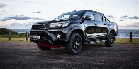 toyota hillux 2017 toyota hilux trd review caradvice