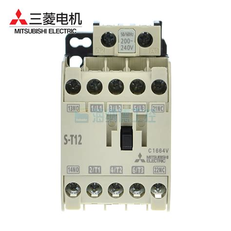 Contactor S T12 Mitsubishi usd 17 39 genuine genuine mitsubishi ac contactor s t12