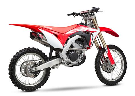 honda crf 250r yoshimura exhaust and accessories honda crf250r 2018