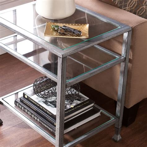 End Tables For Sectionals by 1000 Ideas About Glass End Tables On End Tables Sofa End Tables And Coffee Tables