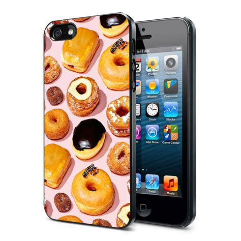 Mini Donut Iphone pink donuts pattern iphone 6 plus 6 5s 5c 5 4s 4 samsung galaxy s6 s5 mini s4 s3 note 4 on