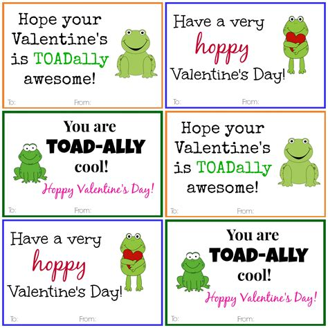 free valentines day mini card templates certificate street
