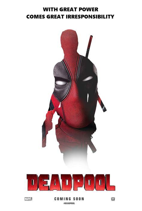 deadpool 2 poster deadpool poster 2 by tldesignn on deviantart