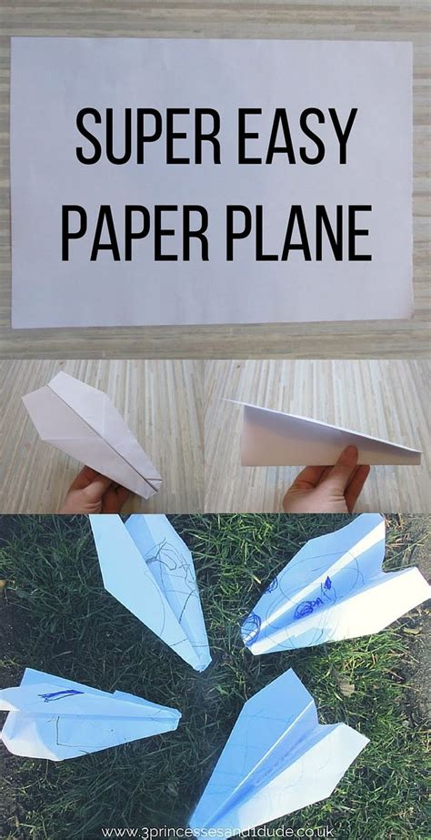 Ways To Make Paper Airplanes - 17 best ideas about paper planes on make a