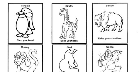 From To Toe Coloring Pages